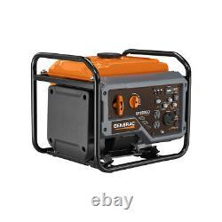 Generac 7128 Gp3500io 3500 Watt Onduleur Générateur Portable 50 St / Csa
