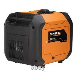 Generac Iq3500-3500 Watt Inverter Generator # Portable 7127