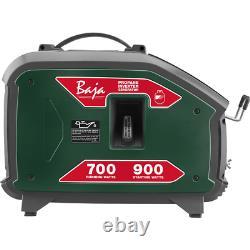 Générateur D'inverseur Baja 900-watt Auto Idle Control Muffler Propane Alimenté
