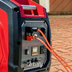 Générateur D'onduleur 3500 Watt Super Quiet Portable Gas Power Résidentiel Utilisation De La Maison