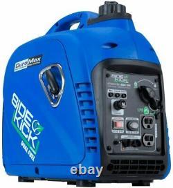 Générateur D'onduleur À Double Carburant Portable Super Silencieux De 2 200 Watts Duromax