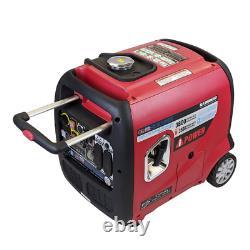 Générateur D'onduleur À Double Carburant Sans Fil De Démarrage À Distance De 3 800 Watts