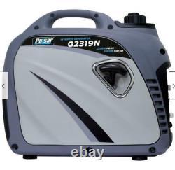 Générateur D'onduleur À Essence Portatif Prêt À L'essence De 2300 Watts G2319n