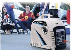 Générateur D'onduleur D'essence Portable Pulsar 2300 Watt Parallel Ready