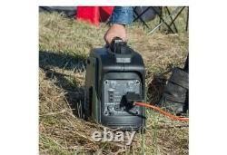 Générateur D'onduleur Numérique À Essence De 1 000/800 Watts
