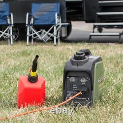 Générateur D'onduleur Numérique Sportsman 1 000/800 Watts Silencieux Alimenté À L'essence