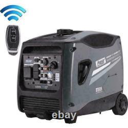 Générateur D'onduleur Portable G450rn Pulsar 4 500 Watts Avec Démarreur Électrique Et À Distance