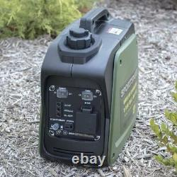 Générateur D'onduleur Portable Silencieux Mini 1000 Watt Ac DC Source D'énergie Carbapproved
