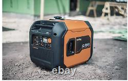 Générateur D'onduleur Portatif 7127 Generac Iq3500-3500 Watt Nouvelle Livraison Gratuite