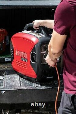 Générateur D'onduleur Portatif A-ipower 2000 Watt