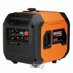 Générateur D'onduleur Portatif Generac Iq3500 3500 Watt, 50 State/csa