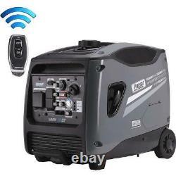 Générateur D'onduleur Portatif Pulsar 4 500 Watts Avec Démarrage Électrique Et À Distance G450rn