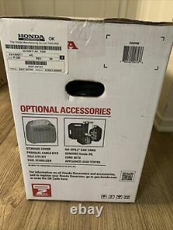 Générateur D'onduleurs Portatifs Honda Eu1000i 1000 Watt