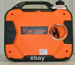 Générateur D'onduleurs Portatifs Silencieux Champ Mfg, 2000 2200 2300 Watt