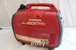 Générateur D'onduleurs Ultra Silencieux Honda Eu2000i 2000 Watt 120v