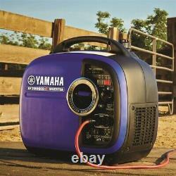 Générateur D'onduleurs Yamaha Ef2000isv2 2000 Watt