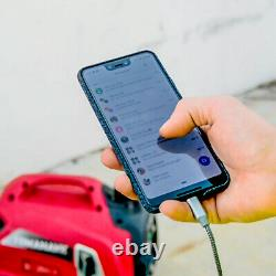 Générateur De L'onduleur 2000 Watt Super Silencieux Portable Portable Gaz Puissance Résidentielle