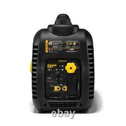 Générateur De Onduleur De Dewalt Dewalt Ultra Silencieux 2200-watts Avec Accélérateur Automatique Et