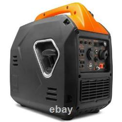 Générateur Silencieux D'onduleur Portatif À Gaz De 2000 Watts Avec Le Carburant Coupé Carb Conforme