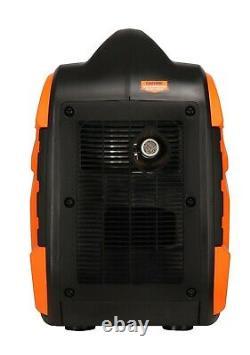 Genkins 2300 Watt Onduleur Portable Générateur De Gaz Alimenté Ultra Tout À Fait