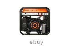 Genkins 4500 Watt Générateur D'onduleur Portable Cadre Ouvert Réduire Nosie De 50%