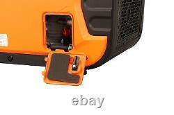 Genkins 4500 Watt Portable Inverter Generator Ultra Quiet 30 Amp Camping Rvy