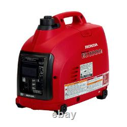 Honda 663510 Eu1000i 1000 Watt Générateur D'onduleurs Portables Avec Co-minder Nouveau