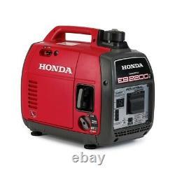 Honda Eb2200itag 2200-watt Générateur D'onduleur Industriel Portable Avec Co-minder