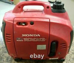 Honda Eu1000i 1000 Watt 1.8 HP Générateur Onduleur