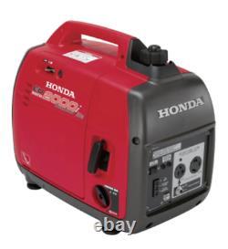 Honda Eu2000i Companion 2000 Watt Générateur D'onduleur Portable Léger Silencieux