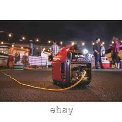 Honda Eu2200i 2200 Watt Super Silencieux Générateur D'onduleur Portable Lightweight
