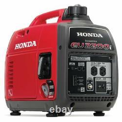 Honda Eu2200i 2200 Watt Super Silencieux Série Inverter Generator