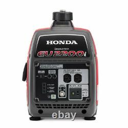 Honda Eu2200i 2200 Watts Super Silencieux Générateur Onduleur Portable Avec Co-minder