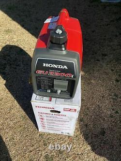 Honda Eu2200i 2200-watt Quiet Gas Power Générateur D'onduleur Portable Bluetooth