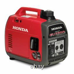 Honda Eu2200ic Companion 2200 Watts Super Silencieux Générateur Onduleur Portable