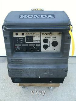Honda Eu3000is 3000 Watts Générateur Inverter Local Pick-up Seulement Floride Centrale