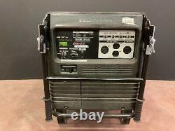 Honda Eu6500is Générateur D'onduleurs 6500 Watts (d'utilisation)