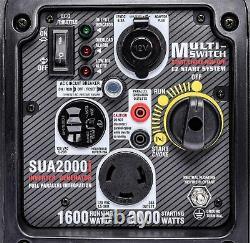 Jegs 81963 Générateur D'onduleurs 2000 Watts