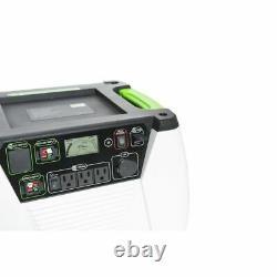 Nature Générateur 1800 Watt Générateur Inverter Portable Avec Solar Power Panel
