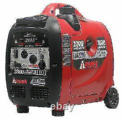 Nouveau Générateur D'onduleur A-ipower Sua2300i Ultra Silencieux 2300-watts