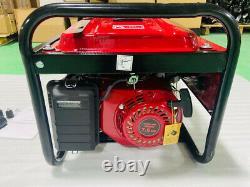 Nouveau! Générateur D'onduleur D'essence Portable Prêt Parallèle De 4000 Watt Pour L'emploi