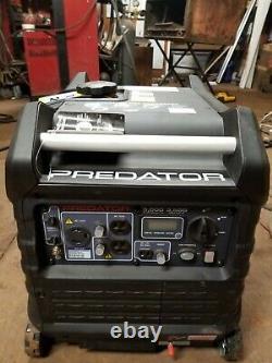 Nouveau Générateur D'onduleur Super Silencieux Sealed Predator 3500 Watt