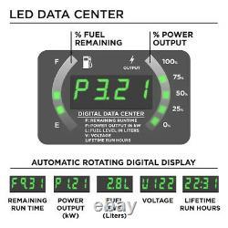 Nouveau Générateur D'onduleurs Super Silencieux Westinghouse Igen4500 4500 Watts À Distance Start