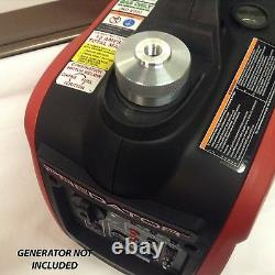 Predator 2000 Watt Générateur D'onduleurs 3 Gallons Système De Carburant À Durée Prolongée
