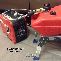 Predator 2000 Watt Générateur D'onduleurs 6 Gallons Système De Carburant À Durée Prolongée Lire