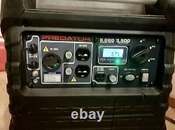 Predator 3500 Watt Super Quiet Onduleur Generator 19 Heures Seulement