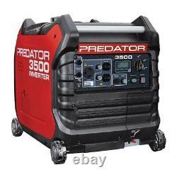 Predator 3500 Watt Super Quiet Onduleur Generator Nouveau Dans La Boîte Livraison Gratuite