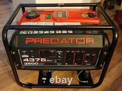 Predator 4375 Max Start/3500 Puissance De Fonctionnement Watts Générateur Alimenté Au Gaz