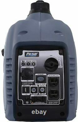 Pulsar 2300 Watt Parallèle Prêt Portable Onduleur Gaz Générateur G2319n