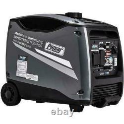 Pulsar 4 500 Watts Générateur D'onduleur Portable Avec Démarreur Électrique Et À Distance G450rn